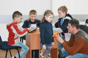 Курси англійської та іспанскої для дошкільнят в Черкасах